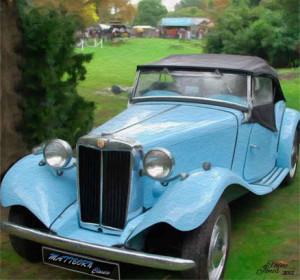 Mattborn Classics - Classic MG Inspections