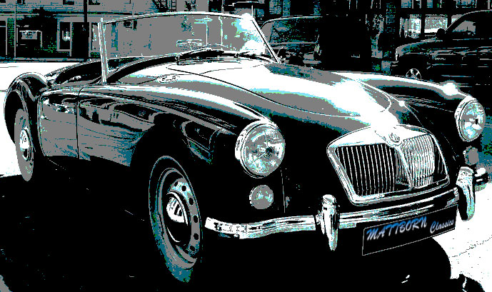 Mattborn Classics are MG Specialists in Twickenham