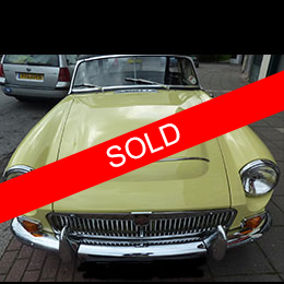 Classic MG Cars for Sale | Mattborn Classics - Middlesex, Surrey